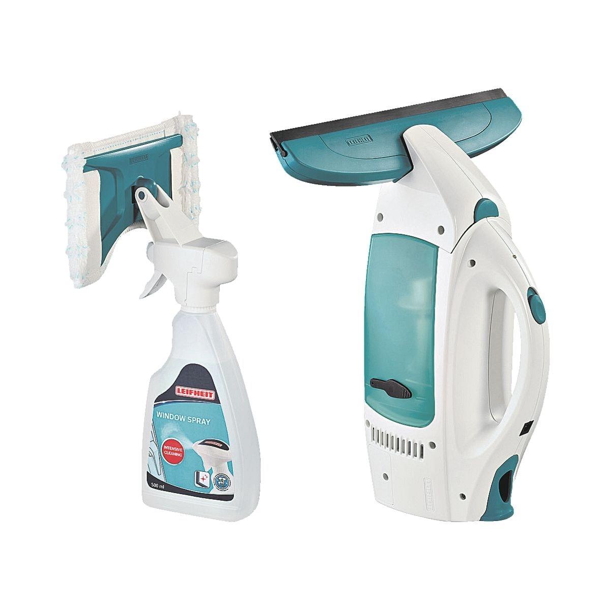 Leifheit Vensterzuiger-set »Dry & Clean 51021« met Spray »Cleaner«