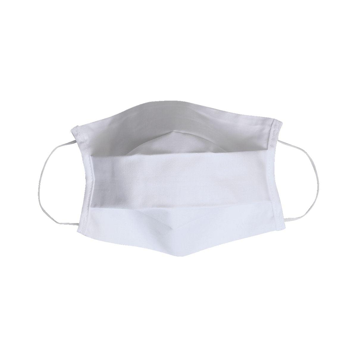 Pak met 2 wasbare mond-neus-maskers, dubbellaags