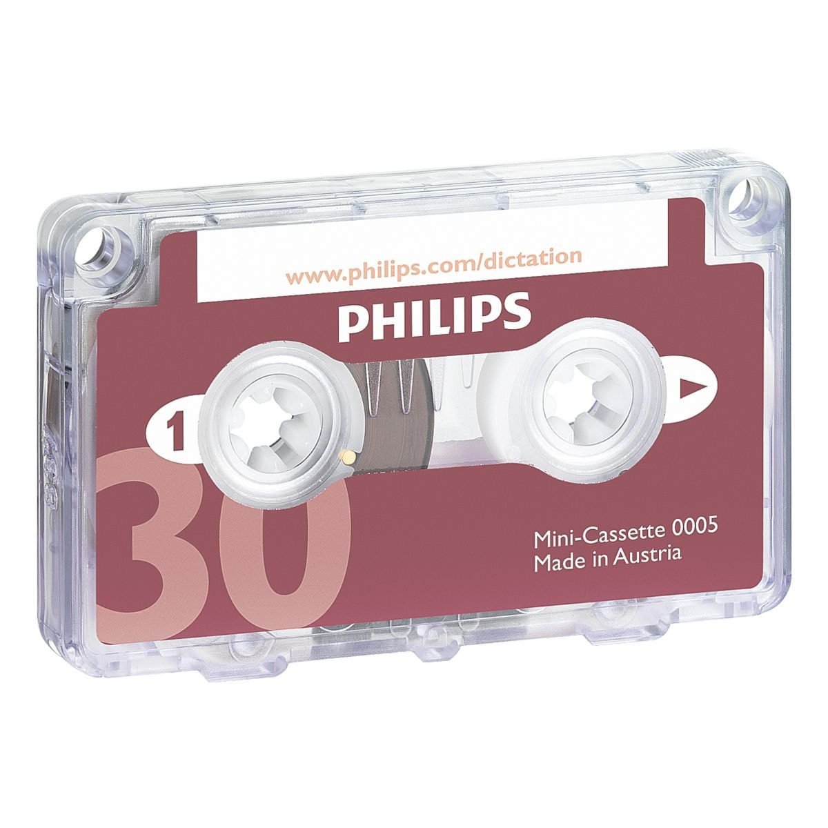 Philips Mini-cassette »LFH0005«