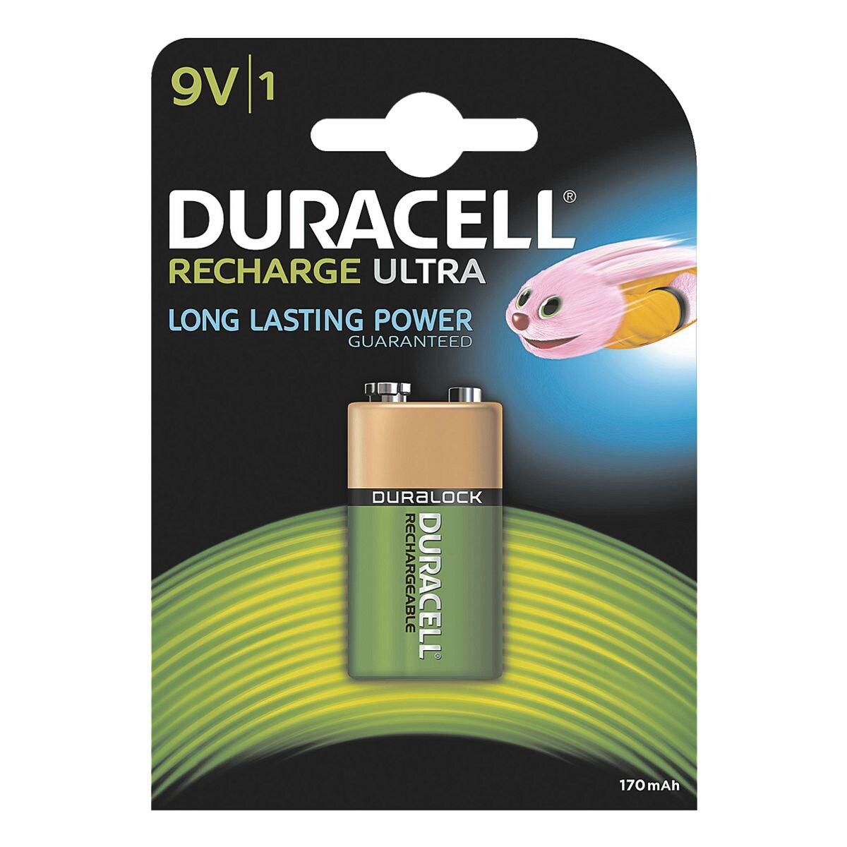 Duracell Oplaadbare batterij »Standard« E-Block / 6LR61