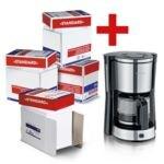 4x Eco-box multifunctioneel papier A4 OTTO Office standaard - 10000 bladen (totaal), 80 g/m² incl. Koffiezetapparaat »KA 4822«