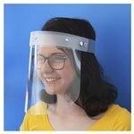Geïmproviseerde gezichtsbescherming »Face Shield«