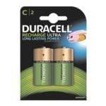 Duracell Oplaadbare batterijen »Standard« Baby / C / HR14