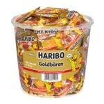 Haribo Fruitsnoepjes »mini-goudbeertjes«