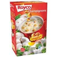 ROYCO Champignonsoep met croutons »Minute Soup«