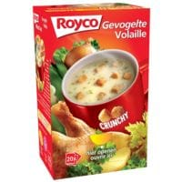 ROYCO Gevogeltesoep met korstjes »Minute Soup«