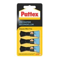 Pattex Secondelijm  »Mini Trio«