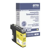 OTTO Office Inktpatroon vervangt Brother  »LC125XLY«