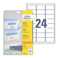 Avery Zweckform Pak met 600 diepvries-etiketten »L7970-25«