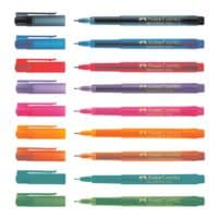 Faber-Castell fineliner Broadpen 1554, 0,8mm