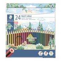 STAEDTLER Pak met 24 kleurpotloden »Noris Colour«