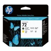 HP Inktpatroon HP 72, zwart / geel - HP C9384A