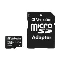 Verbatim Micro SDHC-geheugenkaart »Pro U3 32GB«