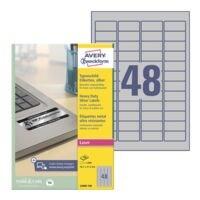 Avery Zweckform Typelabel-etiketten - 4800 stuks