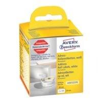 Avery Zweckform Etiketten op rol »AS0722370«