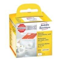 Avery Zweckform Etiketten op rol »AS0722440«