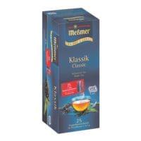 Meßmer Zwarte thee »Profi Line Klassik« zakjes voor een kan, aroma enveloppe, pak met 25
