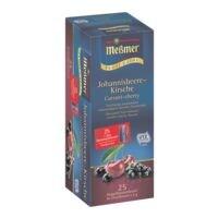 Meßmer Vruchtenthee »Profi Line rode bes-kers« zakjes voor een pot, aroma enveloppe, pak met 25