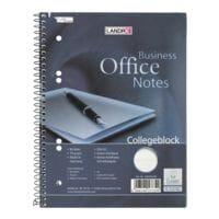 Landré collegeblok Work A5 gelinieerd, 80 bladen