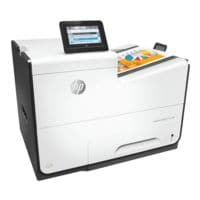 HP Inkjetprinter PageWide Enterprise Color 556dn, A4 Kleuren inkjetprinter, 1200 x 1200 dpi, met LAN