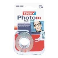 tesa Plakfolie photo, transparant/aan twee zijden plakkend, 1 stuk(s) incl. Abroller
