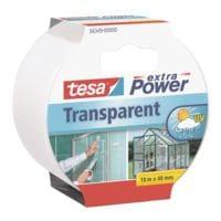 verpakkingstape tesa extra Power Universal, 48 mm breed, 10 m lang