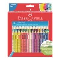 Faber-Castell Pak met 48 kleurpotloden »Colour-GRIP«
