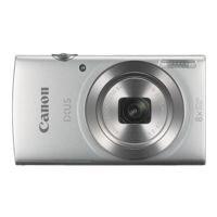 Canon Digitale camera  »IXUS 185« - zilver
