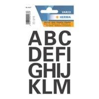 Herma Plakletters  »A-Z« (2 bladen)