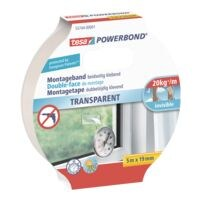 tesa Montagetape »Powerbond Transparent« 55744