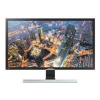 Samsung U28E590D LED monitor, 71,12 cm (28''), 16:9, Ultra HD (4K), HDMI, DisplayPort, 3,5-mm-stekker