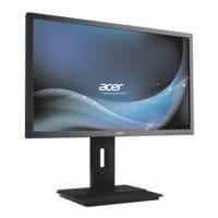 Acer B246HYLAmdpr LED monitor, 60,5 cm (23,8''), Full HD, VGA, DVI, DisplayPort