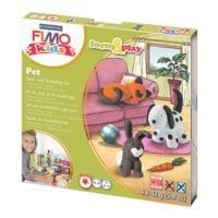 STAEDTLER Boetseerklei  »FIMO Kids Pet«
