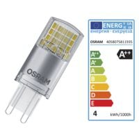 Osram LED speciale lamp »Superstar PIN G9 DIM«