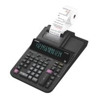 CASIO Bureaurekenmachine met printer »DR-320RE«