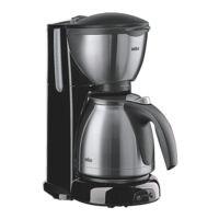 BRAUN Koffiezetapparaat »Sommelier KF610/1«