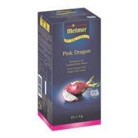 Meßmer Vruchtenthee »ProfiLine Pink Dragon« zakjes voor een kopje, aroma enveloppe, pak met 25