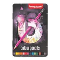Bruynzeel Pak met 12 kleurpotloden  »Light«