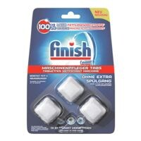 finish Pak met 3 machine verzorgende tabs »finish«