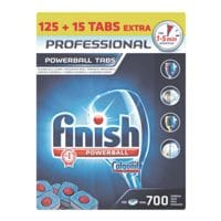 finish Vaatwasmachine tabs »finish Professional Powerball«