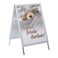 update displays Reclamebord »Outdoor« A1