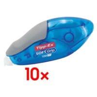 10x Tipp-Ex Wegwerp correctieroller Soft Grip, 4,2 mm / 10 m