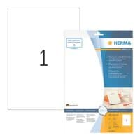 Herma Pak met 10 inkjet folie-etiketten »8964«