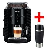 Krups Volautomatische espressomachine »EA8108« incl. thermobeker »TRAVEL MUG«