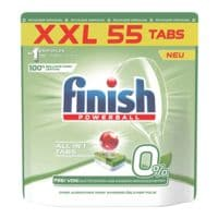finish Vaatwasmachine tabs »All in 1 XXL - 0%«