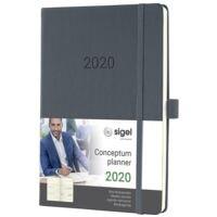 SIGEL Weekagenda »Conceptum 2020 A5«