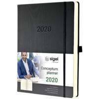 SIGEL Agenda »Conceptum 2020 A4+«