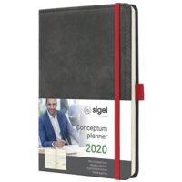 SIGEL Weekagenda »Conceptum 2020 A5 - Vintage«