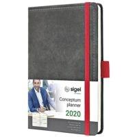 SIGEL Weekagenda »Conceptum 2020 A6 - Vintage«