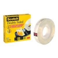 Scotch Dubbelzijdig plakband 12,7 mm